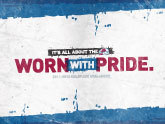 Worn With Pride Wallpaper