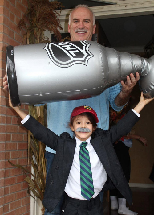 Stanley Cup Costume Stanley Cup on Halloween