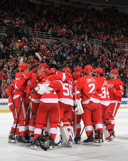 Detroit Red Wings to Score