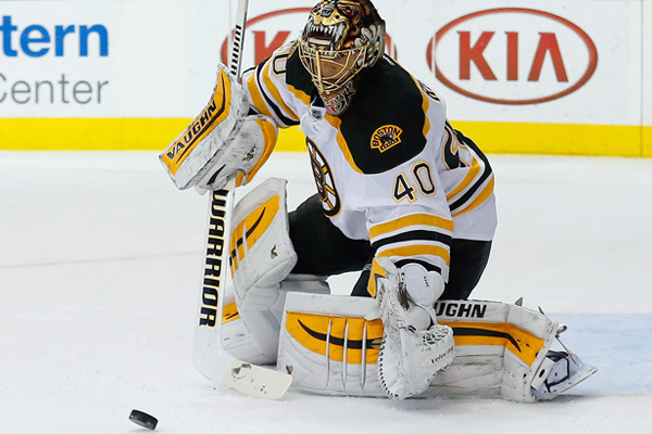 Tuukka Rask Under the Weather in New Jersey cfdf7b76d
