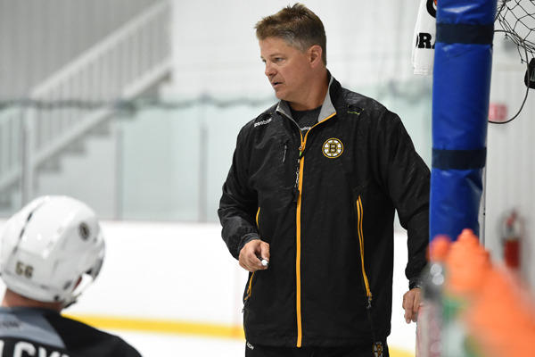 600 400 Dean Kevin Dean Named Head Coach Of Providence Bruins