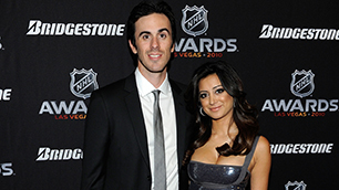 Noureen DeWulf ryan miller how they met