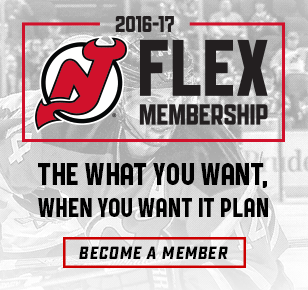Flex Membership • Become a 2016-17 Devils Flex Member Today! • Learn More
