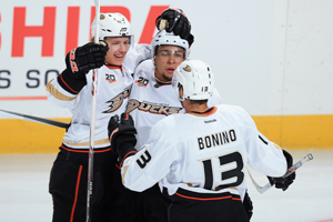Veterans Bypass Day Off on Ninth Day of Camp - Anaheim Ducks - News