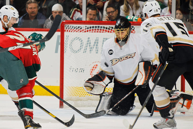 Wild vs. Ducks