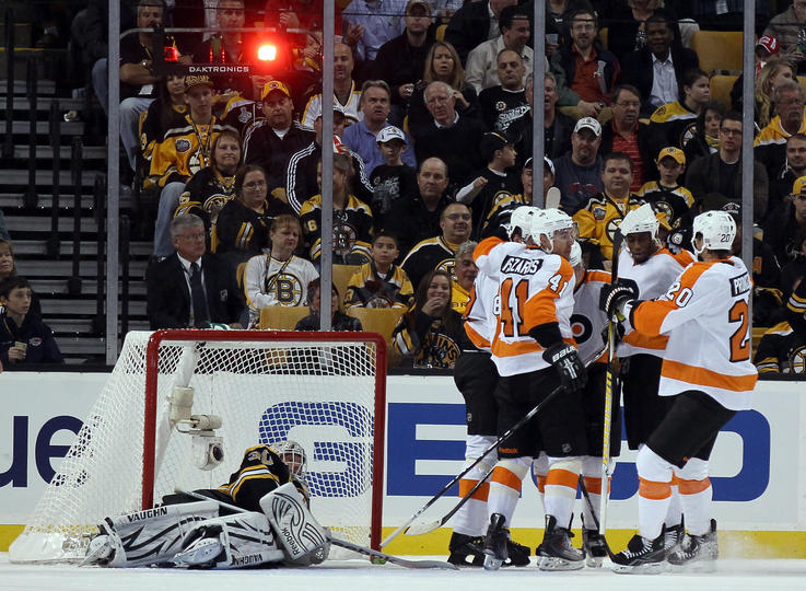 GDT: #31|Dec. 17, 2011|Bruins at Flyers |1:00 p.m. ET - HFBoards