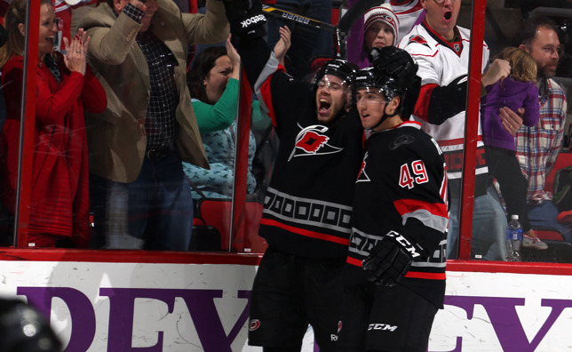 Carolina Hurricanes reach deal for 2-year contract extension fo…