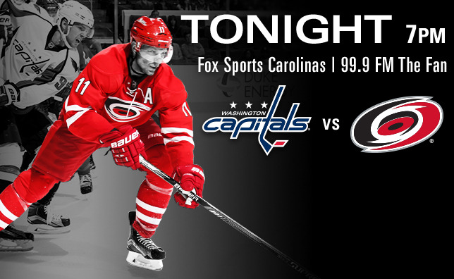 Capitals vs. Hurricanes