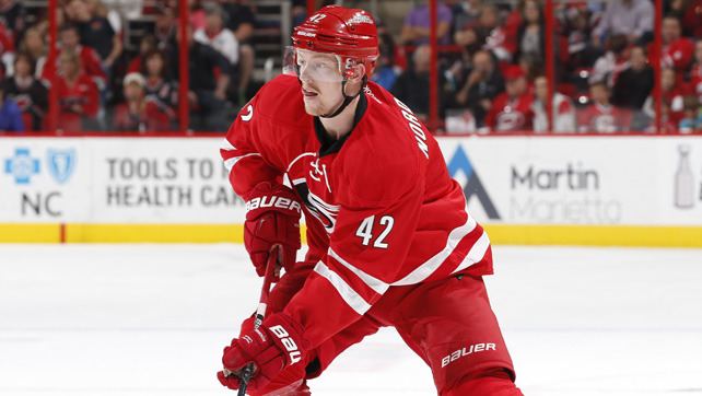 Canes Sign Nordstrom to Two-Year Extension