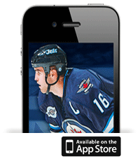 Winnipeg Jets Mobile App available on the App Store