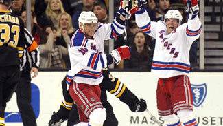 Rangers Wreck The East