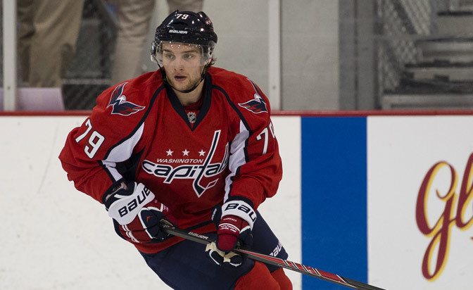 Nathan Walker comes from about as non-traditional a hockey market as there is -- Sydney, Australia. However, that hasn't slowed the 19-year-old in his quest to become the first Australian-raised NHL player