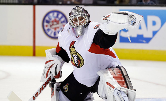 Lehner, Senators agree to terms on three-year contract