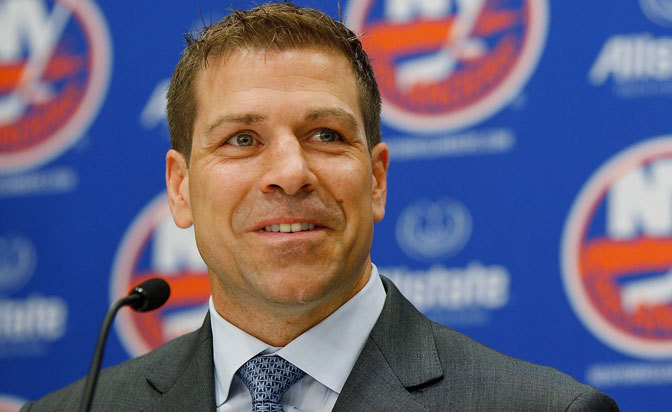 Weight promoted to Islanders assistant GM