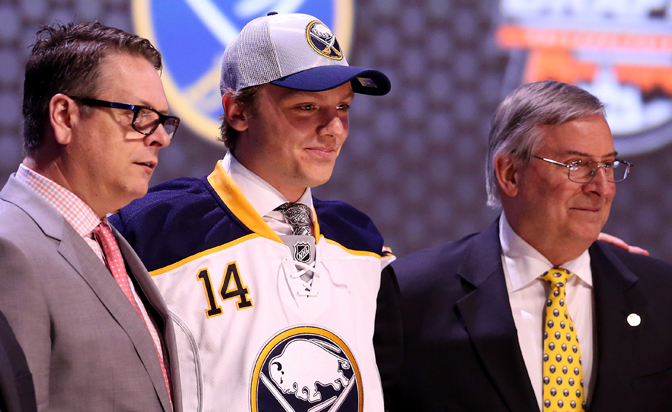 Sabres sign No. 2 pick Sam Reinhart