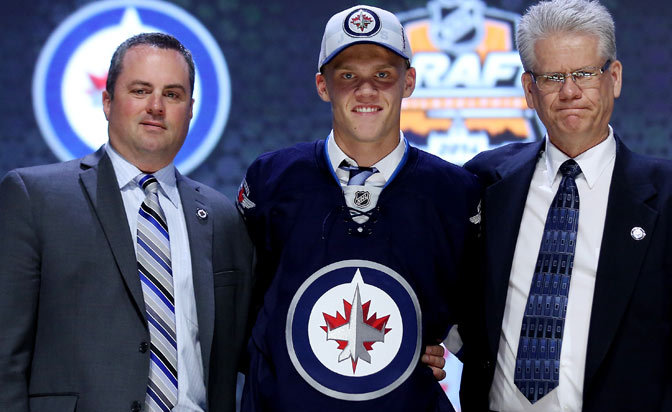 Jets agree to terms with first-round pick Ehlers