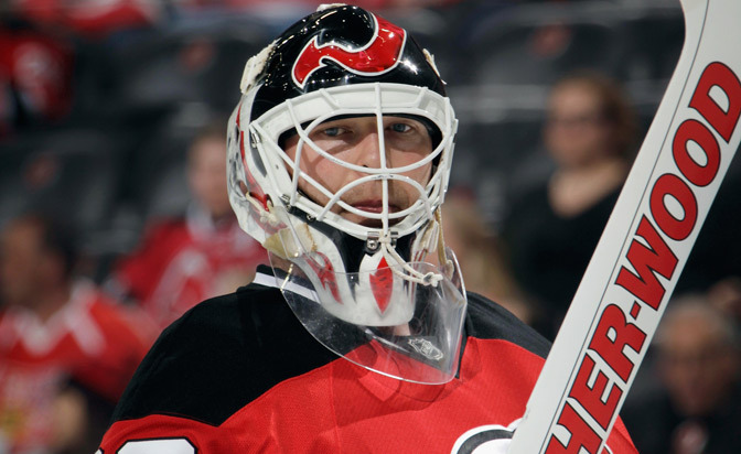 Devils GM Lamoriello not surprised Brodeur available