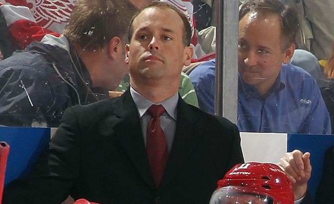 Blashill, Red Wings to discuss coaching job: report