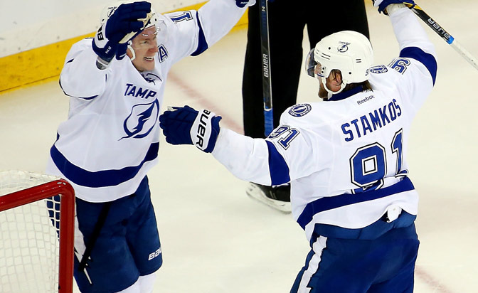 Stanley Cup Playoffs notebook: Sunday, May 24