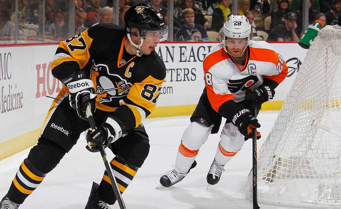 Penguins' Crosby scores 300th NHL goal