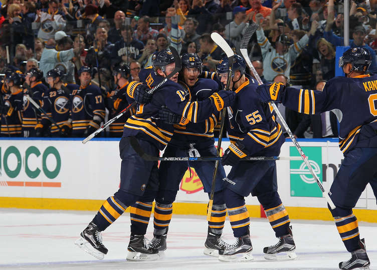 Eichel scores first goal, but Sabres lose to Senators