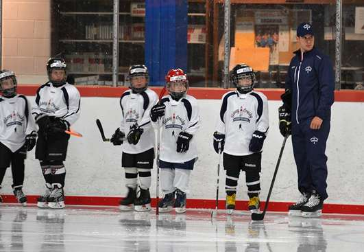 The First Annual Sidney Crosby Hockey School - 08/03/2015 - Pittsburgh ...