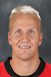 #25 - Joni Pitkanen of the Carolina Hurricanes