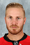 #21 - James Wisniewski of the Columbus Blue Jackets