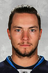 #8 - Alexander  Burmistrov of the Winnipeg Jets