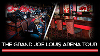 The Grand Joe Louis Arena Tour
