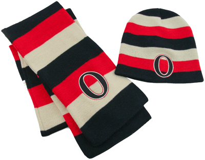 heritage scarf and toque