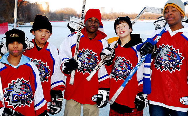 A More Diverse State Of Hockey